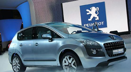 Peugeot Finance (Пежо Финанс)