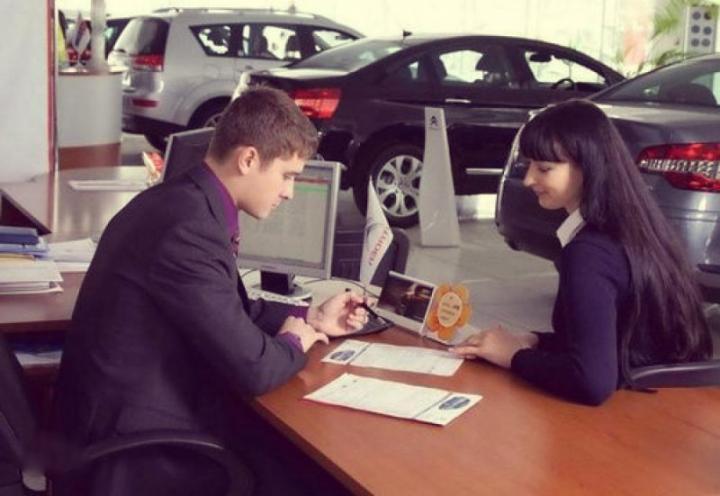 Стандартная ставка по автокредитам