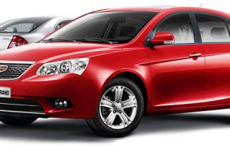 Китайские авто в кредит