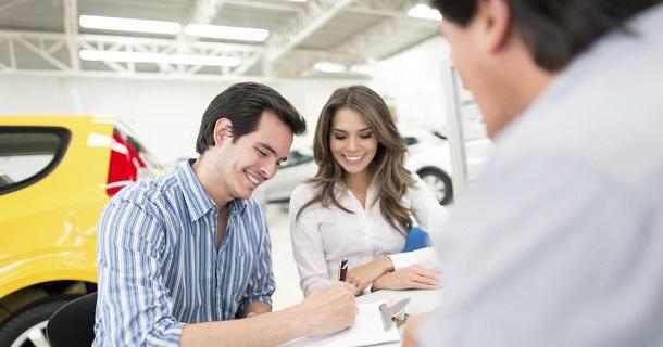 Приобретение автомобиля в кредит у официального дилера