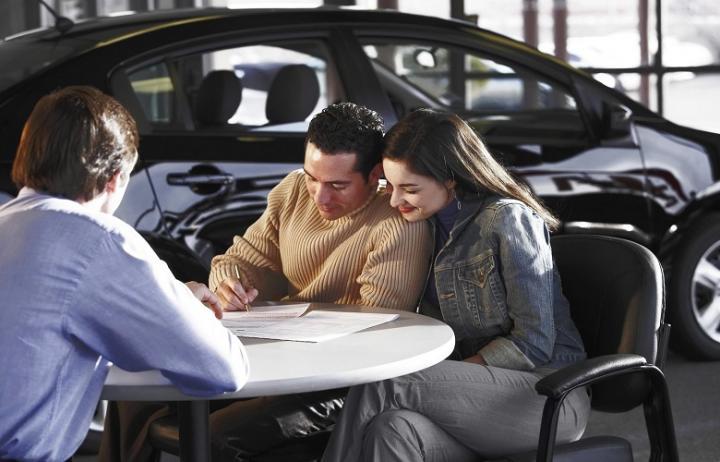 Где купить машину в кредит