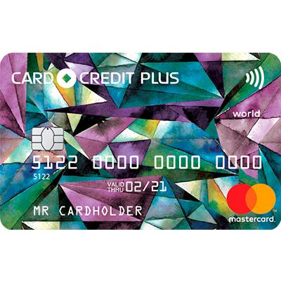 Кредит Европа Банк - кредитная карта