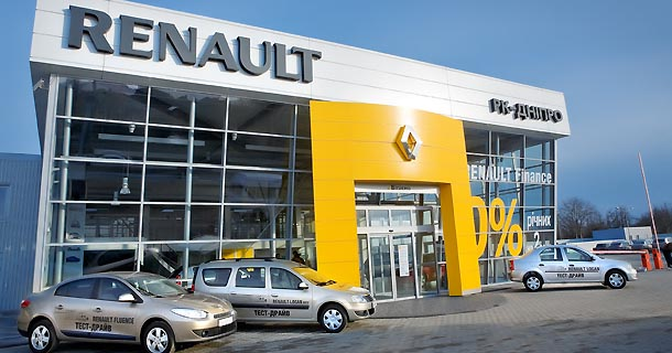 Renault в кредит